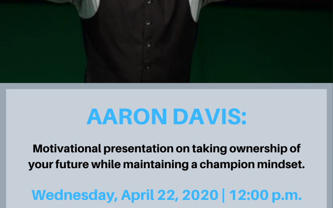 Midday Motivation with Aaron Davis