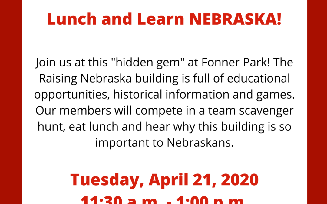 Lunch and Learn Nebraska