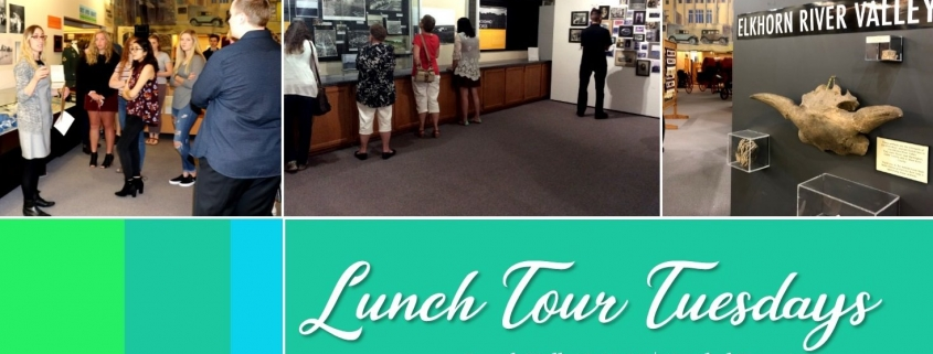 Lunch Tour Tuesdays